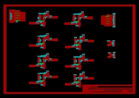 OctalLEDDriver Schematic